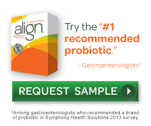 FREE sample of Align`s Probiot...