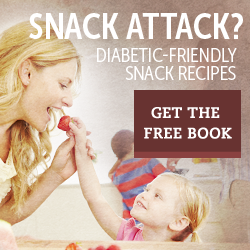 FREE Diabetic Friendly Snack R...