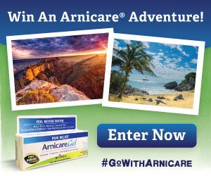 Enter to Win a Trip to the Grand Canyon or a Caribbean Cruise.