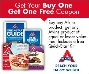FREE Atkins Quick-Start Kit...