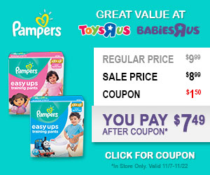 "Babies""R""Us Big Savings on..."