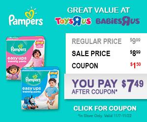 FREE Diaper Savings