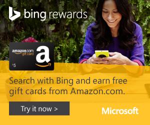 FREE Bing Rewards