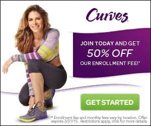 Curves - 50% OFF Enrollment Fe...