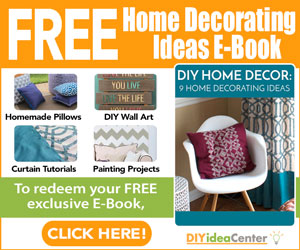FREE DIY ideaCenter Email Newsletter