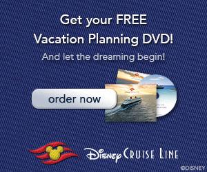 Free Disney Cruise Planning DVD