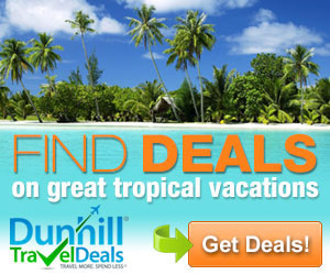 Dunhill Travel Deals...