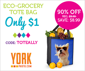 Custom Eco-Grocery Tote Bag fo...