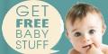 get free baby stuff