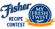 My Fresh Twist - Fisher Nut Recipe Contest