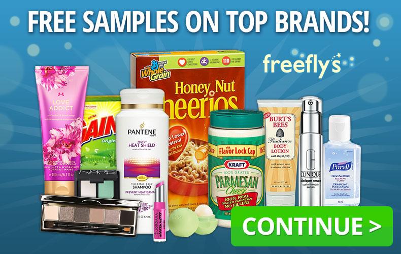Get Freeflys Samples