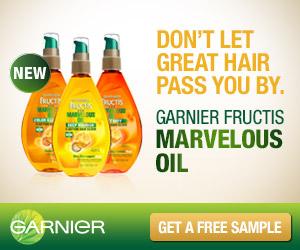FREE Garnier Fructis Marvelous...