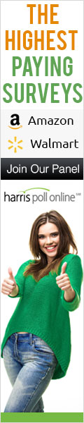Harris Poll - Get Rewarded