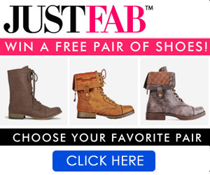 Justfab Free Shoe Giveaway Sweeps