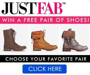Justfab Free Shoe Giveaway Swe...