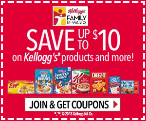 Join Kellogg`s Family Rewards