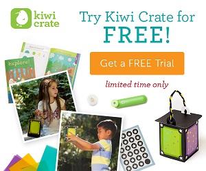 FREE Kiwi Crate Trial...