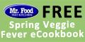 Sign up and receive Mr. Food Spring Vegetable eCookbook.