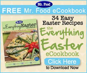 FREE Easter Cookbook