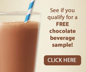 ovaltine free sample
