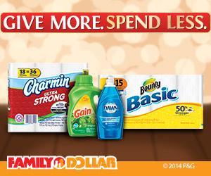 Deals at Family Dollar