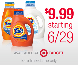 Tide at Target - Lowest Price.