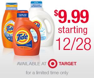 TIDE Sale at Target...