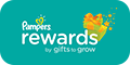 Join Pampers Rewards program and receive 100 free points toward your purchase of Pampers goods.