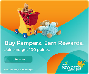 Pampers Rewards Program...