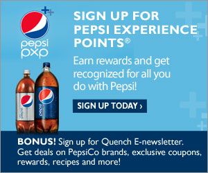 Image: Earn rewards and get recognized for all you do with Pepsi
