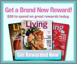 FREE Rewards for Magazines