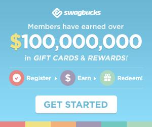 FREE Rewards from Swagbucks PLUS $5 FREE