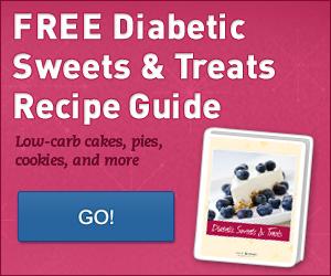 FREE Diabetic Recipe Guide