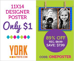 Custom Poster for only $1!