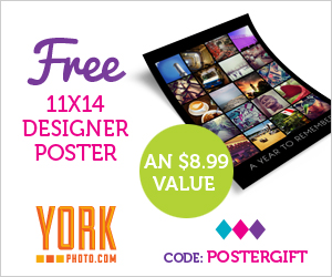 FREE Personalized Poster Print