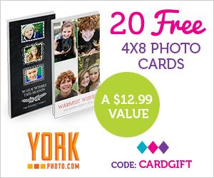 FREE 20 Custom Photo Holiday C...