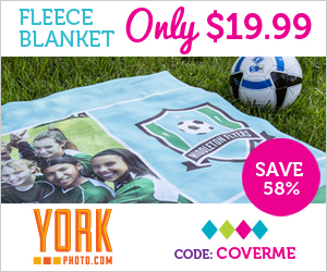 York Photo Blanket