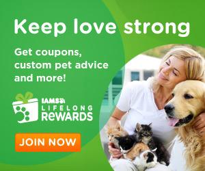 Iams Lifelong Rewards: Free Welcome Kit and Coupons