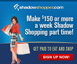 FREE Secret Shopper Membership