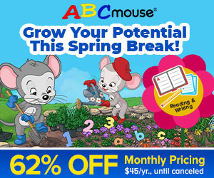 ABCmouse - New Special Price! 62% OFF