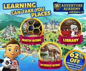 Adventure Academy - New Special Price! 62% OFF