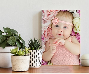 FREE 11x14 Photo Canvas