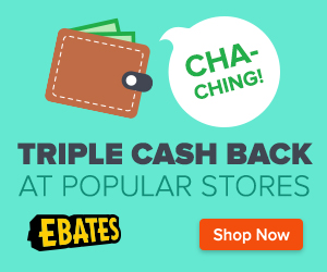 Earning Cash Back at Ebates is as Easy