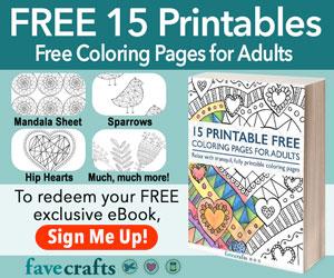15 FREE Printable Coloring Pag...