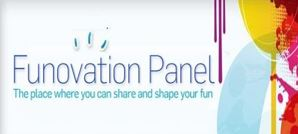 Share your opinions about toys, games, and shows at Funovation Panel