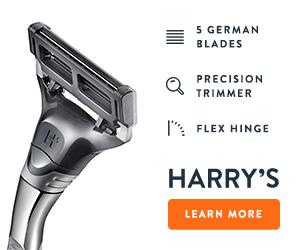 Harry's Razors Free Sample