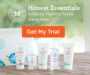 If you are like me and would like the opportunity to try products from The Honest Co. by Jessica Alba, here's your chance to do so for FREE! That's right for a limited time you can score a FREE trial of The Honest Co. products and just pay shipping and handling of $5.95!