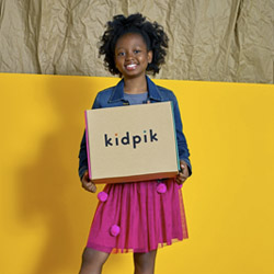 Kidpic Clothing Boxes