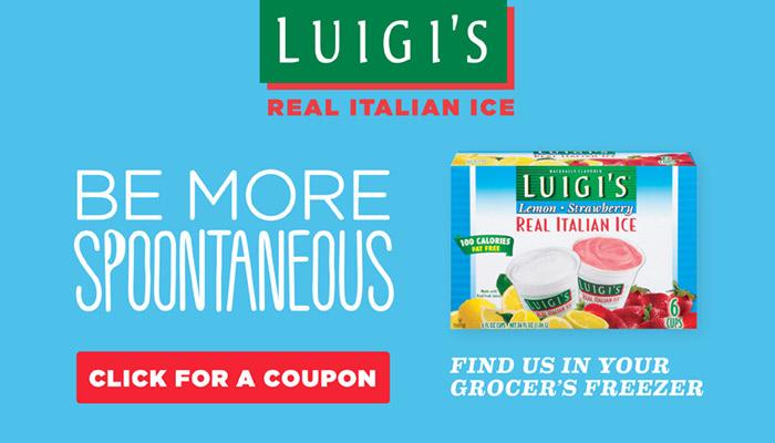 What Is Luigi S Favorite Food