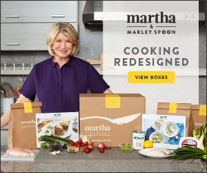 Martha and Marley Spoon Fresh Meal Delivery Discount Up to $80 OFF!